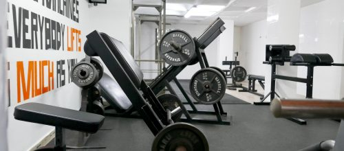 Check Out The Latest Upgrades To The Gym!